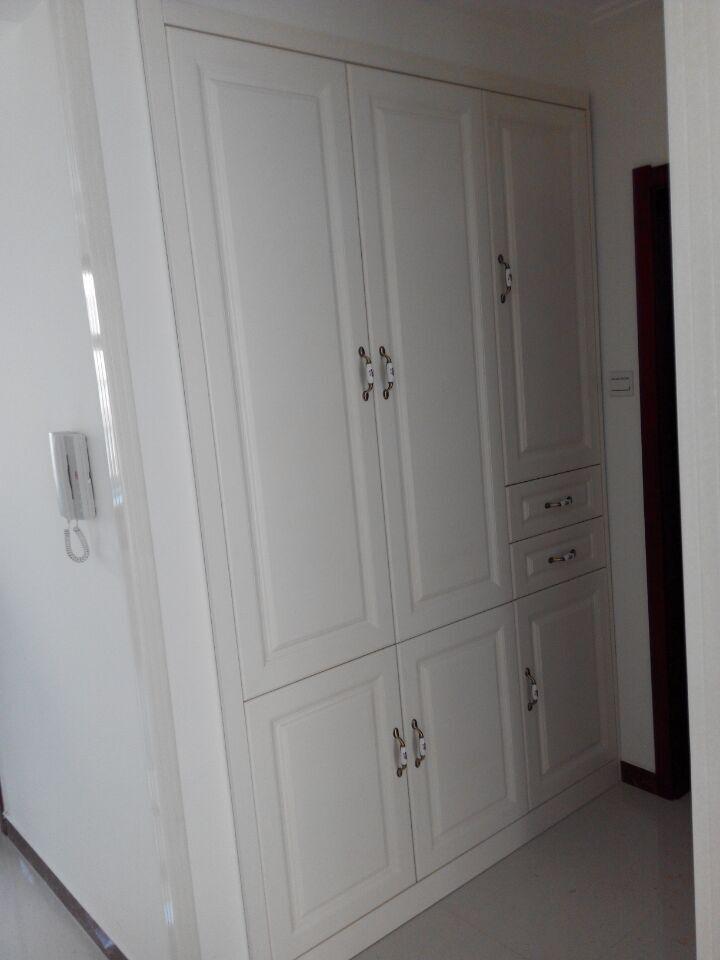 鞋柜安装步骤图片
