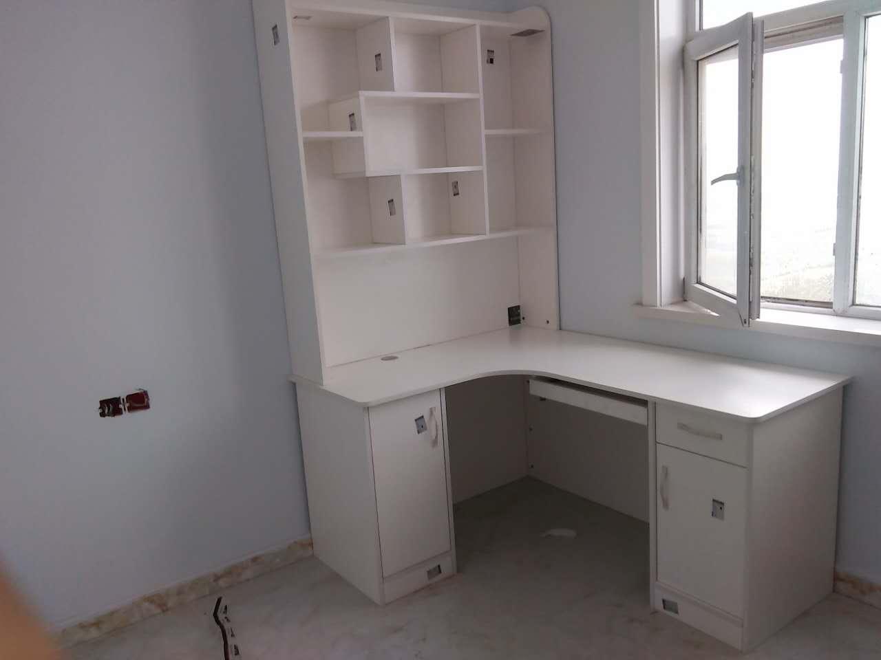 转角书桌_衡水家具|衡水橱柜厂|衡水衣柜|衡水西林