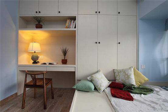 就能完美装修布局6平米-8平米左右的小卧室,并且让小空间不再鸡肋,不